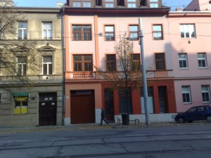 Rekonstrukce starého domu v Brně