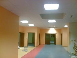 Rekonstrukce TS Bohemia Brno